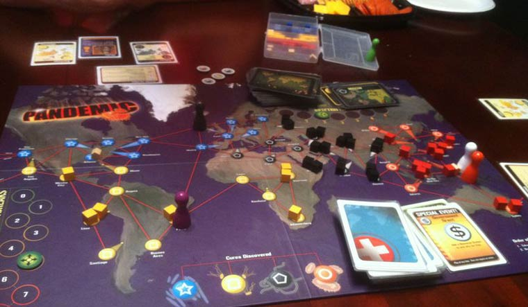 pandemic game play